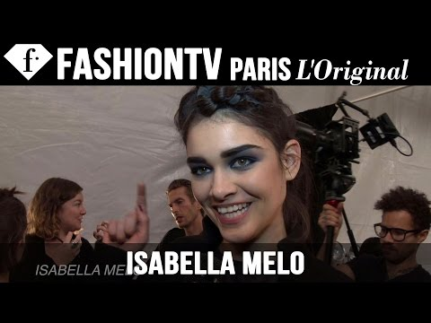 Isabella Melo: My Passion | Model Talk | FashionTV