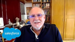 COVID-19 Latest Updates with Larry Brilliant from August 31st, 2020   B-Well Together   Salesforce