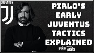 Andrea Pirlo's 2020/21 Tactics | Juventus' New Look Tactics Explained |