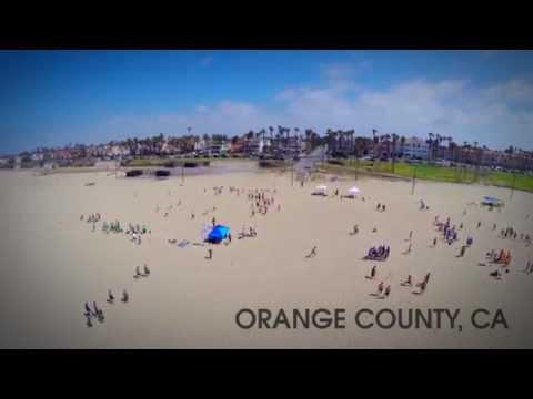 Get In & Get Social!  (Coed Beach Football in Orange County, CA)