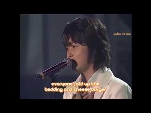 Shinhwa's acapella (?)