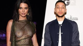 Kendall Jenner Gets HOT & HEAVY With New Man Ben Simmons!