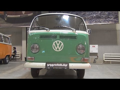 @Volkswagen #Transporter #T2 (1970) Exterior and Interior in 3D