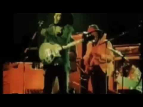 Bob Marley - Want More LIVE (rare clip)