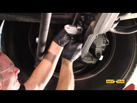 New Safe T Plus Steering Control Installation Video 2015