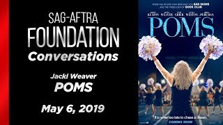 Conversations with Jackie Weaver of  POMS