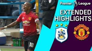 Huddersfield v. Man United   PREMIER LEAGUE EXTENDED HIGHLIGHTS   5/5/19   NBC Sports