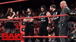 Stephanie McMahon questions Kurt Angle's leadership: Raw, Nov. 13, 2017