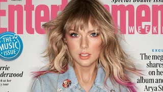 Taylor Swift's Latest Magazine Cover Features New Clues About TS7