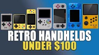 Retro Emulation Handheld Buying Guide ($25-$99)