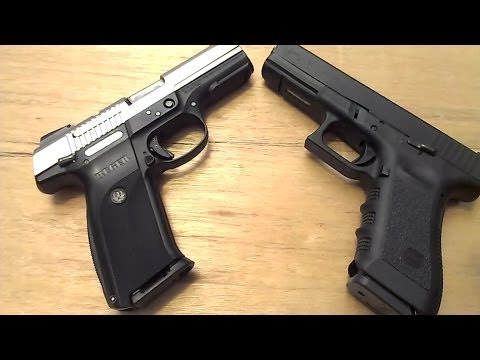 Ruger sr45 tested against springfield xds 45 fnx 45 and glock 17