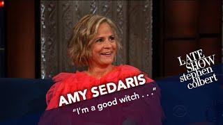 Amy Sedaris Has Rabbit Stories