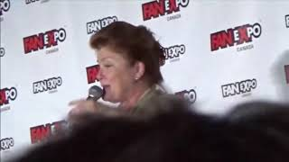 Asking Kate Mulgrew the tough questions