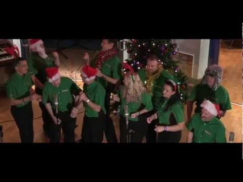12 Days Of Christmas song in aid of Help for Heroes By Eddie Stobart Truckers