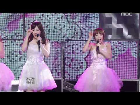 음악중심 - Girl's Day - Hug Me Once, 걸스데이 - 한 번만 안아줘, Music Core 20110716