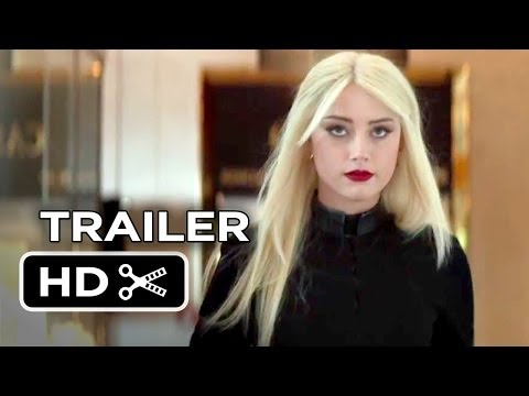 3 Days To Kill Official Trailer #1 (2014) - Kevin Costner, Amber Heard Movie HD - Smashpipe Film