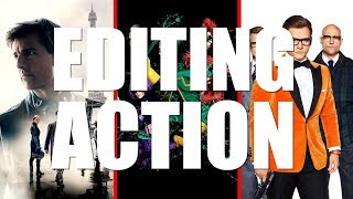 Editing Mission: Impossible, Kingsman, Kick-Ass | Talking Action with Eddie Hamilton