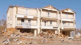 Panama City & Mexico Beach - 3.5 weeks after Hurricane Michael