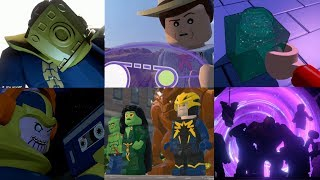 All Post Credits Scenes in Lego Videogames!