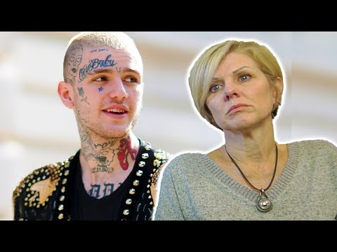 Mom REACTS to Lil Peep - Awful Things & The Brightside (RIP LIL PEEP)