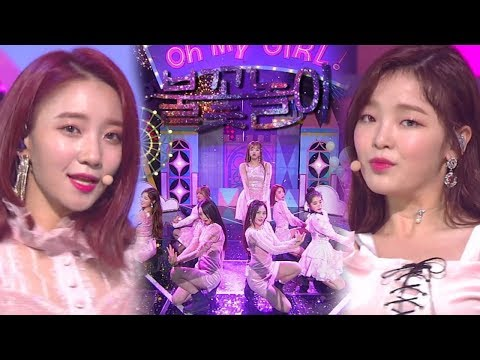 《Comeback Special》 OH MY GIRL(오마이걸) - Remember Me(불꽃놀이) @인기가요 Inkigayo 20180916