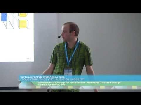 Vitualization Symposium 2013 - Nikolajs Fjodorovs, iPro