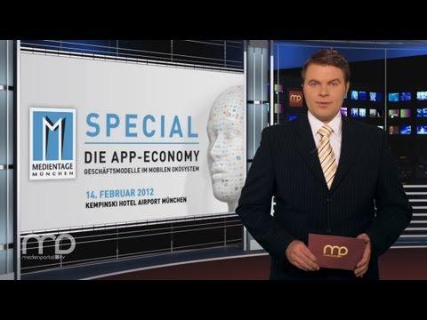 Preview: Die App-Economy - Geschäftsmodelle im mobilen Ökosystem