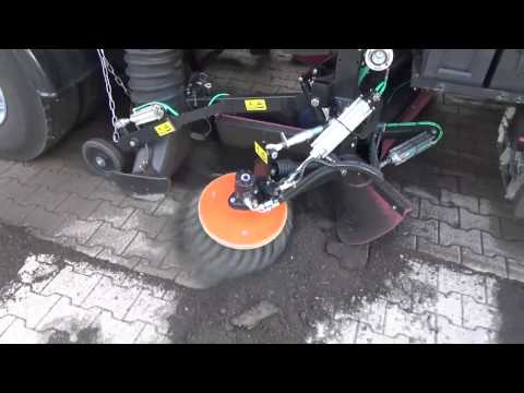 Scarab Sweeper - Powerful Suction