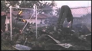 North Vietnam Destroys An American Army Base