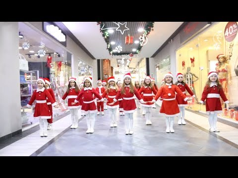 Merry Christmas Best Dance Kids - Jingle Bells 2017 | Crazy Frog