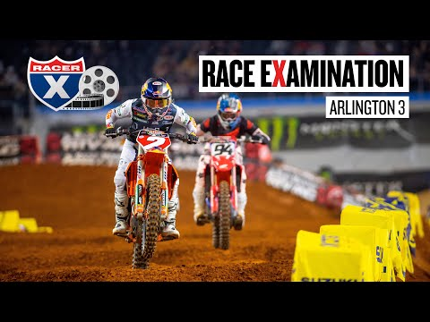 Webb's Strategy, Lawrence in the Nets, & More - Arlington 3 Race Examination
