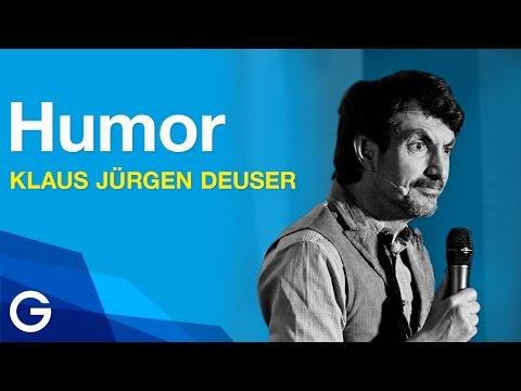 Gedankentanken mit Klaus Jürgen Deuser