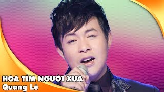 Hoa Tím Người Xưa - Quang Lê | Live Show Hát Trên Quê Hương 1