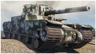 Type 5 Heavy • LIFE AFTER THE NERF • WoT Gameplay
