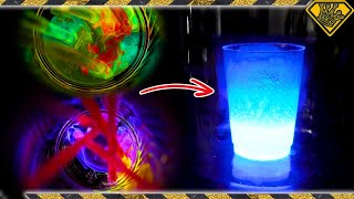 What Glow Sticks Do in the Microwave