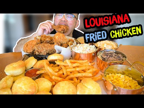 How to cook Gourmet LOUISIANA FRIED CHICKEN