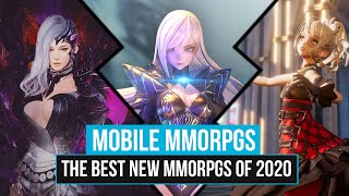 TOP 15 BEST NEW MOBILE MMORPGs OF 2020