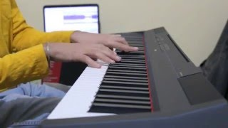 Janam Janam(Dilwale) Piano Cover