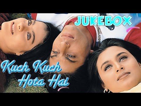 Kuch Kuch Hota Hai Jukebox - Shahrukh Khan   Kajol   Rani Mukherjee   Full Song Audio