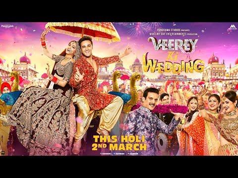 Official Trailer: Veerey Ki Wedding - Pulkit Samrat - Kriti Kharbanda - Jimmy Shergill