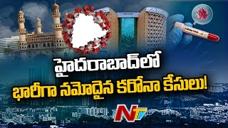 1,764 new positive cases registered in Telangana..