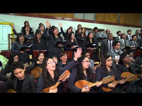 Coro Catedral Curico Grande eres Dios