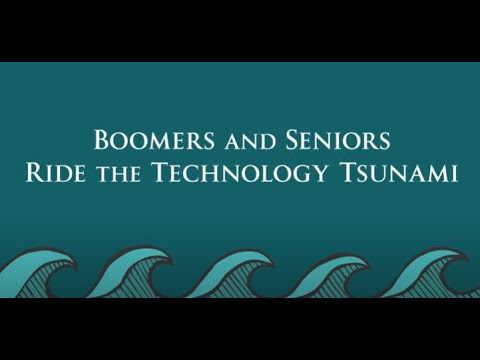 Boomers and Seniors Ride the Technology Tsunami, Including FairSplit.com's Online Estate Tools