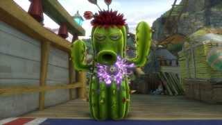 Plants vs. Zombies Garden Warfare - Gameplay Pre-Order Trailer