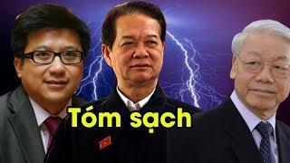 Nóng: Đến lượt con rể Nguyễn Tấn Dũng bị Nguyễn Phú Trọng truy bắt, chuyện gì đang xảy ra?