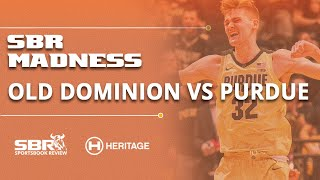 Old Dominion vs Purdue NCAAB Picks and Predictions | College Basketball Betting Tips | SBR Madness