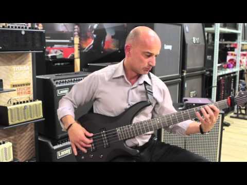 Yamaha TRBX505 Electric Bass Guitar (White)
