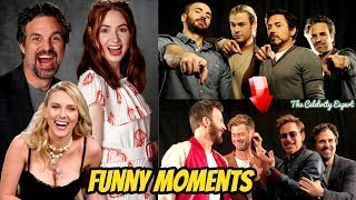 Avengers: Endgame Bloopers and Funny Moments(Part-2) | Try Not To Laugh 2019