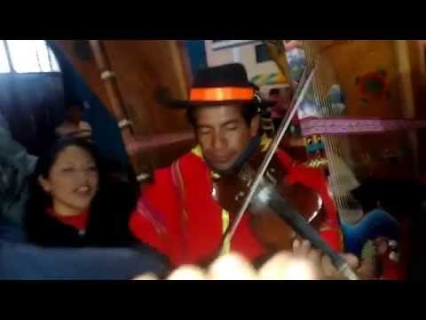 Toril de Accomarca prov. de Vilcashuaman 2015