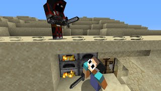 Minecraft Speedrunner Vs Detective...